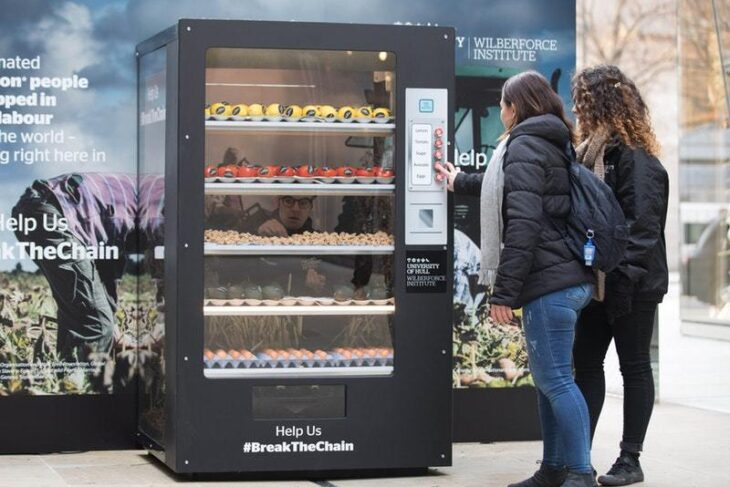 The Future of Vending Machines