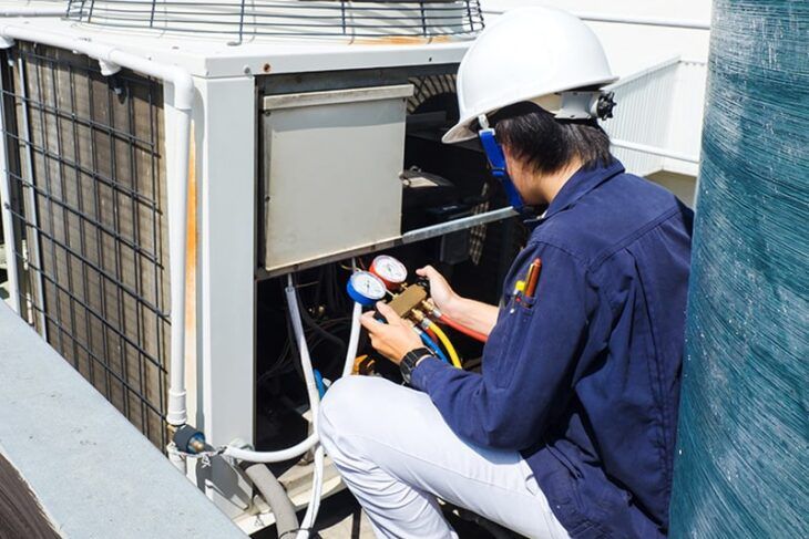 HVAC System Maintained Regularly