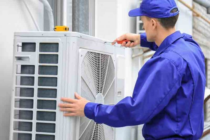 Caring for an Air Conditioner